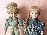 """Вінтажна лялька-хлопчик """"Ернст"""" (40 див.), фото 5"""