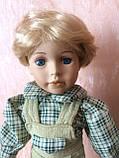 """Вінтажна лялька-хлопчик """"Ернст"""" (40 див.), фото 2"""