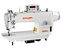 Siruba DL7000-RM1-64-13 прямострочная одноигольная машина со встроенным сервомотором, автоматикой и обрезкой края материала