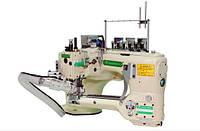 Ming Jang MJ62D-452-01/DSV/AT/AW/TK1, MJ62D-460-01/DSV/AT/AW/TK1 плоскошовная шестиниточная распошивальная машина (флэт-лок) с автоматикой