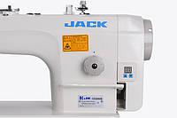 Jack JK-5558G/WG прямострочная машина с обрезкой края материала и встроенным сервоприводом, фото 1