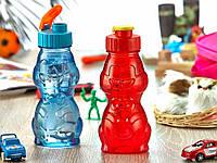 Бутылка для воды пластиковая, Poncik, 500 мл