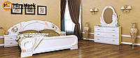 Спальня Лола глянець білий