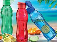 Бутылка для воды пластиковая, Olimpia, 750 мл