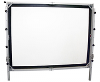 Экраны для проекторов, Avtek RP FOLD 400 [4:3] - Powierzchnia do projekcji tylnej