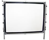 Экраны для проекторов, Avtek RP FOLD 500 [4:3] - Powierzchnia do projekcji tylnej