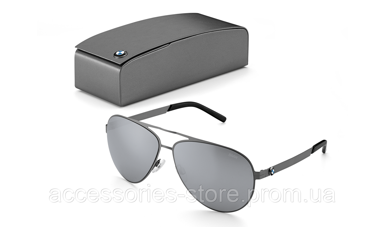 Солнцезащитные очки BMW Iconic Sunglasses, Gunmetal