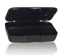 Таблетница Pill Master boxes / чёрная
