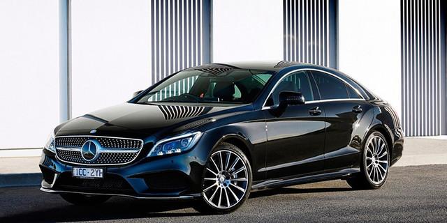 Диски и шины на Mercedes Benz CLS-Class W 218