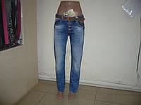 Джинсы женские бойфренды Турция Crackpot 28 29 30 31 32