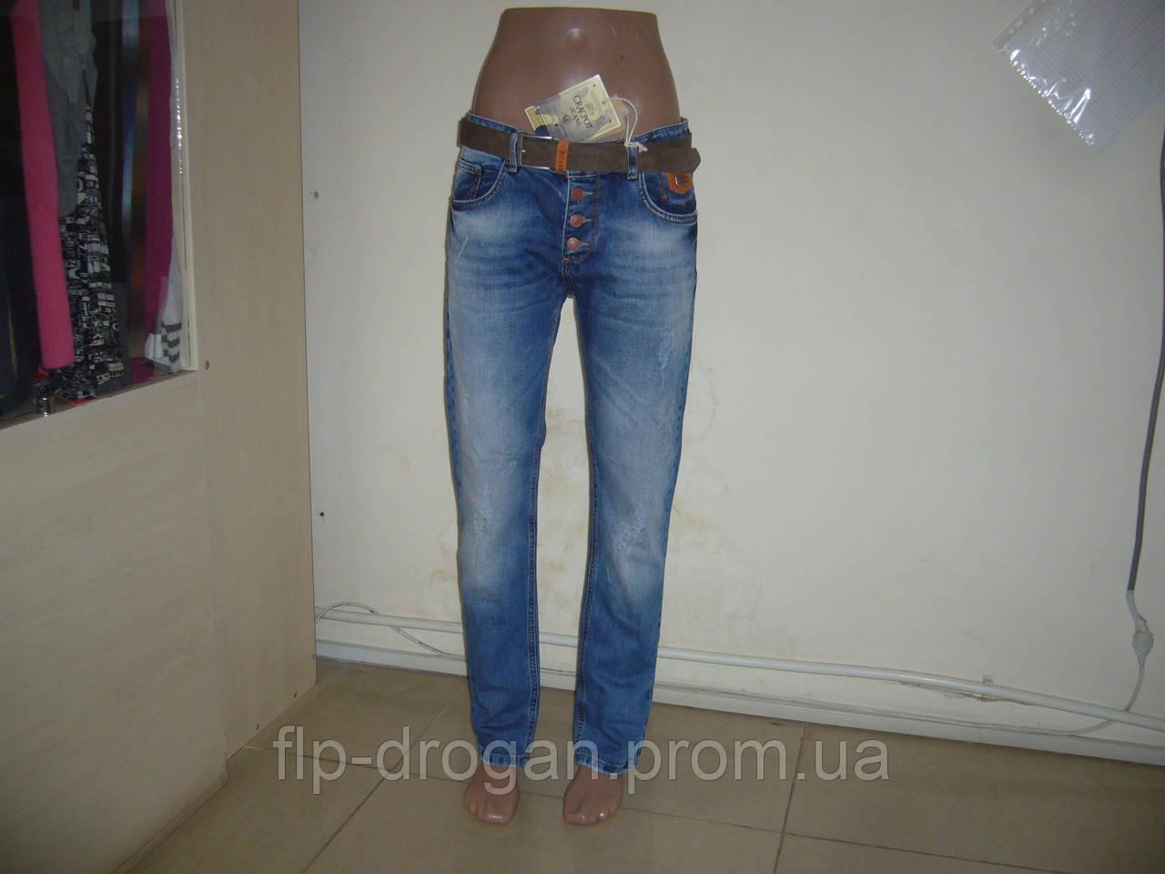 652edaa7db6ab Джинсы женские бойфренды Турция Crackpot 28 29 30 31 32 - Интернет-магазин