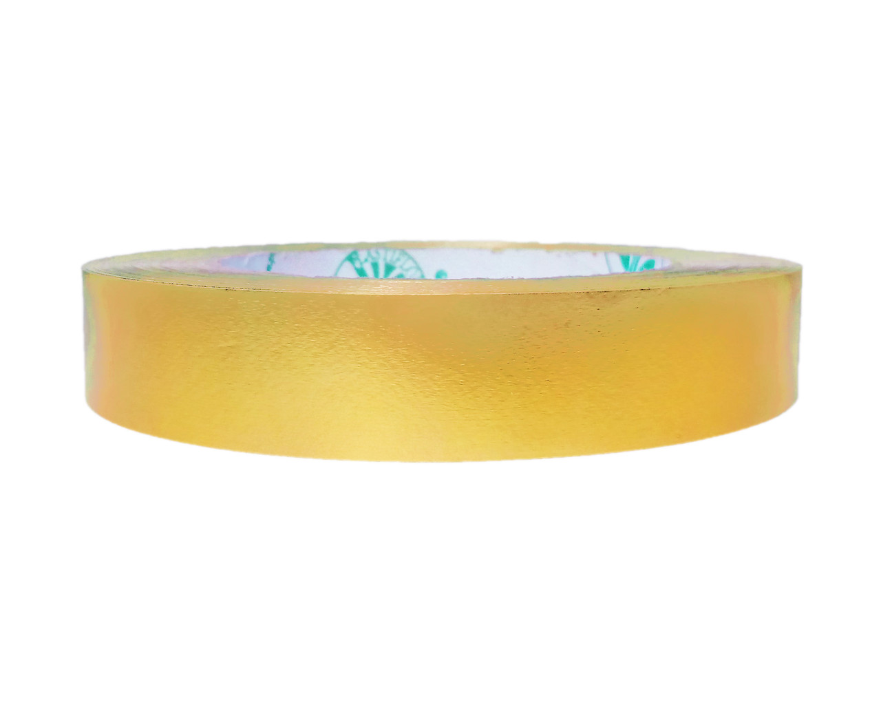 Флористична стрічка золота матова (2см х 50ярдов)