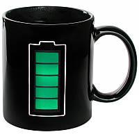 Горнятко Батарейка, 300 мл / Кружка чашка Батарейка, 0,3 л