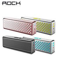 Bluetooth колонка портативная Rock Mubox Bluetooth Speaker, разные цвета, оригинал