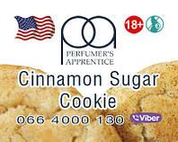 Cinnamon Sugar Cookie ароматизатор TPA (Сахарное печенье с корицей)