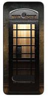 Чехол для Nokia 301 (Телефонная будка)