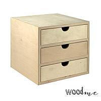 Комод деревянный средний