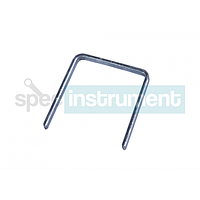 Скобы калёные 12х11.3х0.7 мм INTERTOOL RT-0132 упаковка 1000 шт