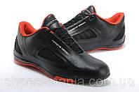 Кроссовки Porsche design Drive Athletic черно-красные