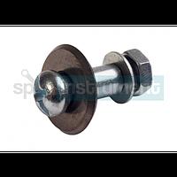 Кольцо ATEX АТ-162 размером 16х6х2 мм, отлично подойдет к плиткорезам различных торговых марок. Колесо сменное для плит