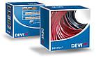 DEVIflex 18T - 13 м (230 Вт) нагревательный кабель двухжильный со сплошным экраном, фото 3