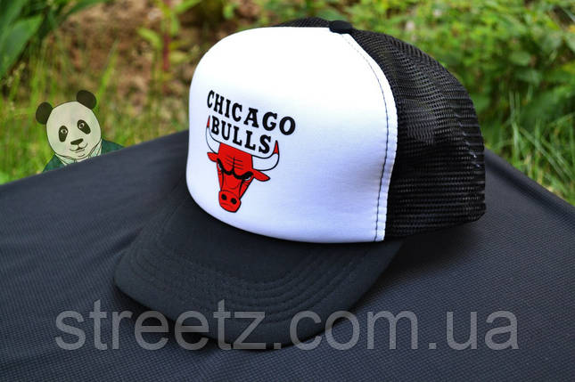 Кепка тракер Chicago Bulls, фото 2
