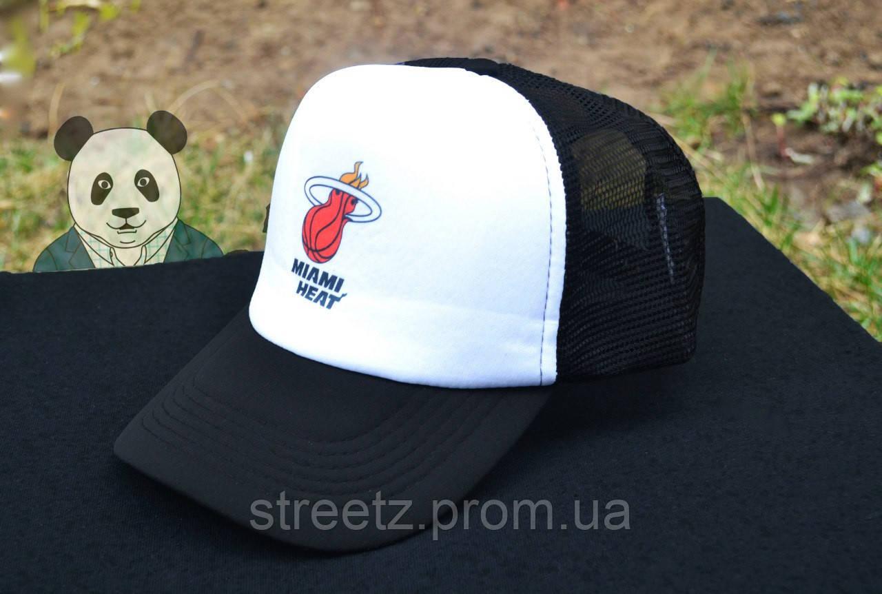 Кепка тракер Miami Heat Trucker Cap