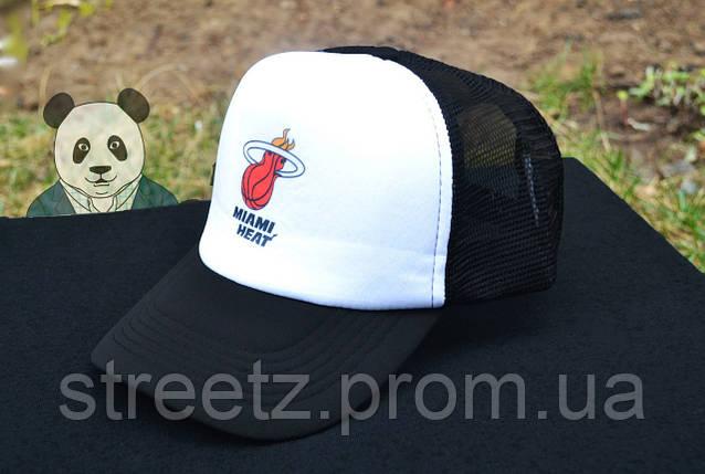 Кепка тракер Miami Heat Trucker Cap, фото 2