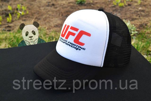 Кепка тракер UFC, фото 2