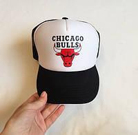 Кепка тракер Chicago Bulls