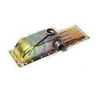Бак радиатора МТЗ 80/82 верхний латунь
