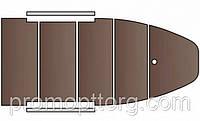 Жесткий пол сумка+профиль+фанера Kolibri (Колибри) KDB КМ330D /0-631
