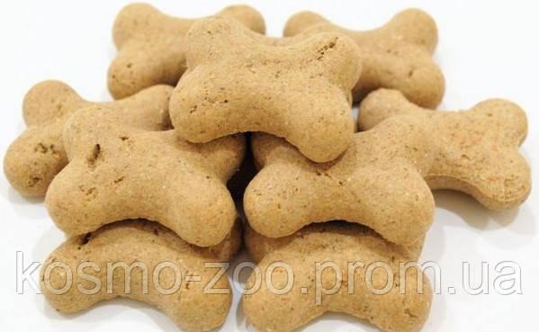 Печенье для собак Бош (Bosch) мини косточки с кальцием 1 кг
