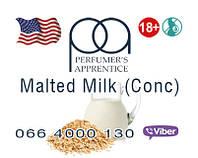 Malted Milk (Conc) ароматизатор TPA (Молоко парное)