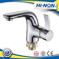 Смеситель для умывальника Hi-NON H021-406