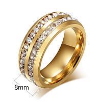 Кольцо Sunshine Gold, 18.5 размер VSH