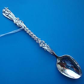 Серебряная подарочная ложка Ангел-хранитель