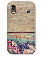Чехол Samsung Galaxy Ace (S5830) - Морской принт