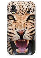 Чехол Samsung Galaxy Ace (S5830) - Ягуар