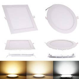 Світильники світлодіодні DOWNLIGHT встроенніе і накладні