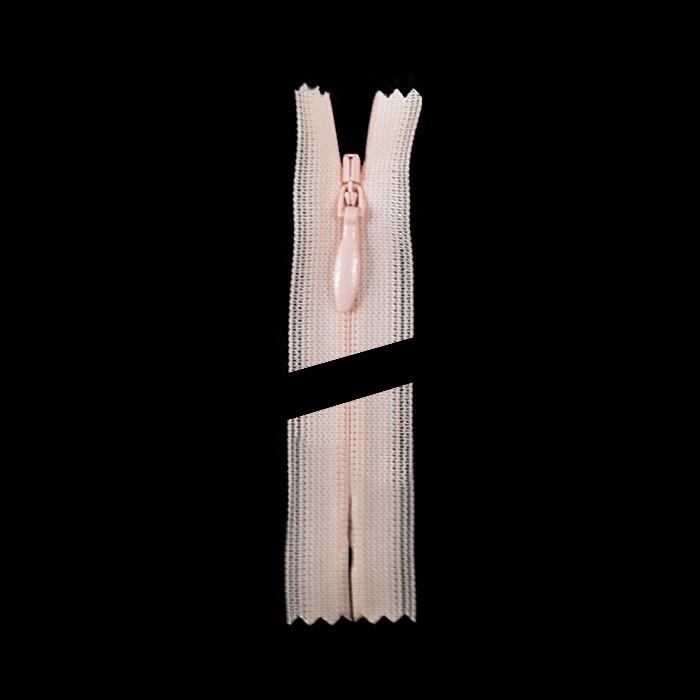 Молния YKK потайная 50 см. цвет 364-розовый