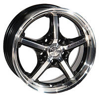 Диски литые League 255 FMBK 255 FMBK R17x7.0J 5x112 ET40