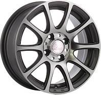Диски литые Zorat Wheels 1010 MKP 1010 MKP R14x6.0J 4x108 ET25