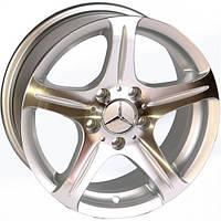 Диски литые Zorat Wheels 145 SP 145 SP R15x7.0J 5x112 ET35