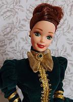 Кукла Барби ´Святочный Романс´ Yuletide Romance Barbie, специальный выпуск, коллекционная. Оригинал 1996 года