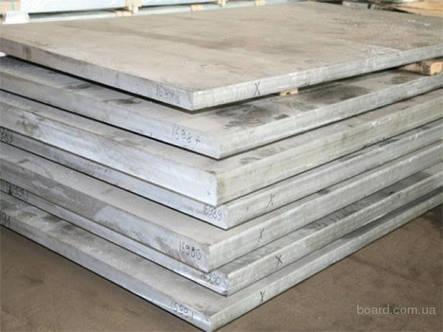 Алюминиевая плита 2017 аналог Д1Т 30 мм, фото 2
