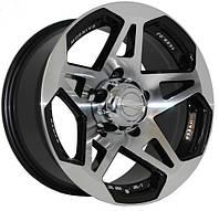 Диски литые Zorat Wheels 5313 BPX 5313 BPX R16x8.0J 5x139.7 ET20