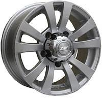 Диски литые Zorat Wheels 740 SIL 740 SIL R15x6.5J 5x139.7 ET20