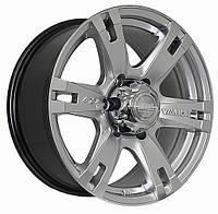 Диски литые Zorat Wheels 7638 HS 7638 HS R17x8.0J 6x139.7 ET30