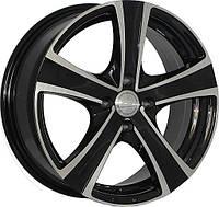 Диски литые Zorat Wheels 9504 BP 9504 BP R16x6.5J 4x100 ET43